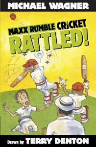 Maxx Rumble Cricket Series cover