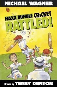 Maxx Rumble Cricket Series cover