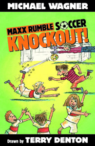 Cover of Maxx Rumble Soccer Knockout