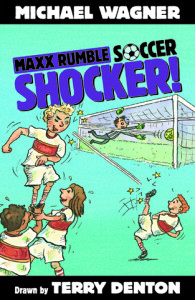 Cover of Maxx Rumble Soccer Shocker