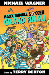 Cover of Maxx Rumble Soccer Grand Final