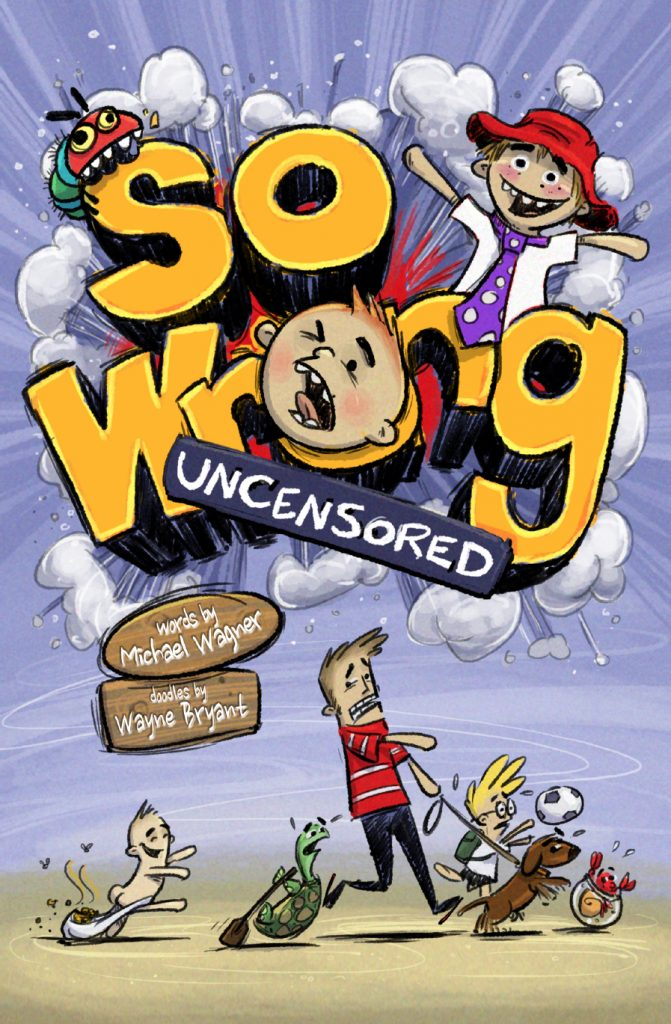 Front cover of So Wrong