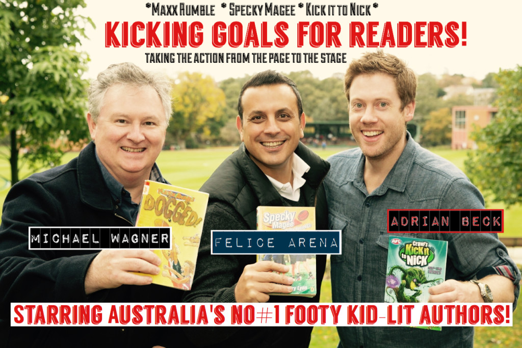 Kicking Goals for Readers