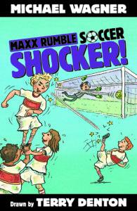 Cover of Maxx Rumble Soccer Shocker